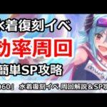 【プリコネ】水着復刻イベント&簡単SP攻略解説【プリンセスコネクト!】