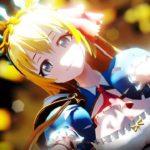 [Princess connect!Re:dive] Gaikotsu gakudan to Pecorine